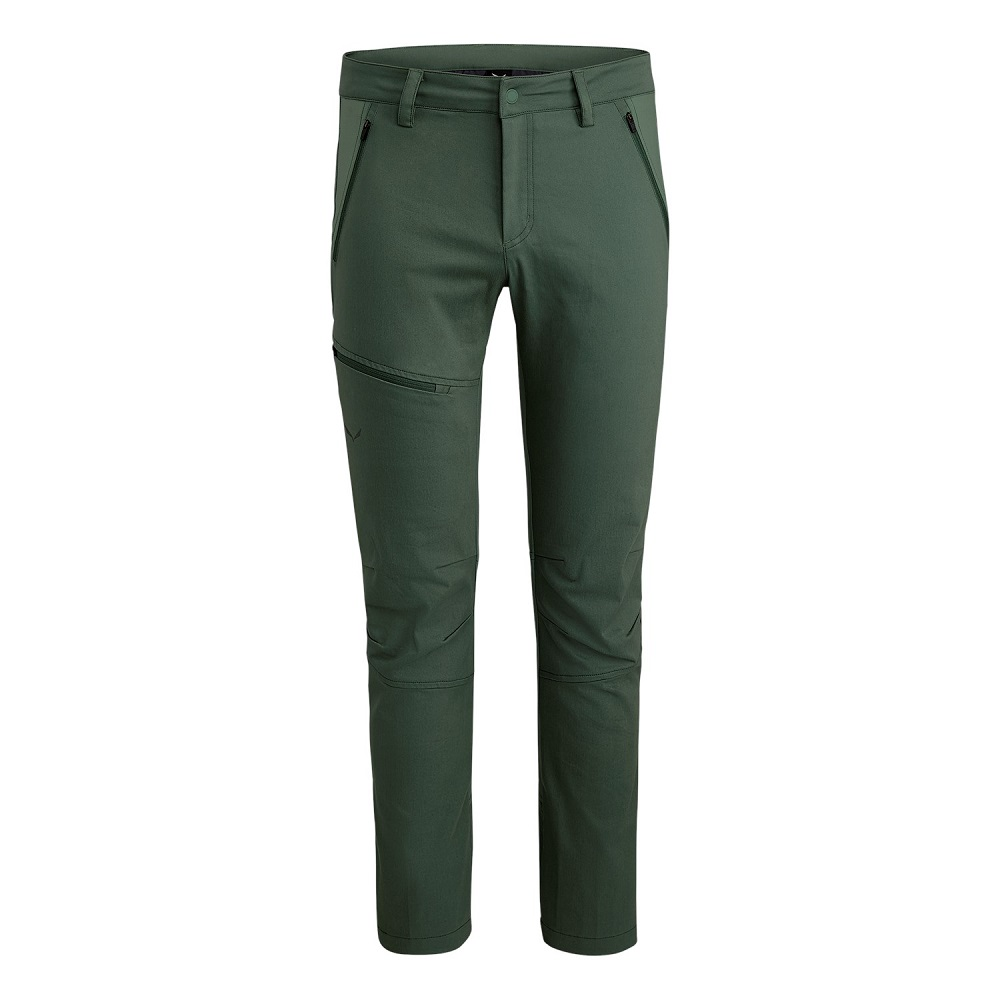 Штаны Salewa Fanes Cotton Durastretch Pant Mns