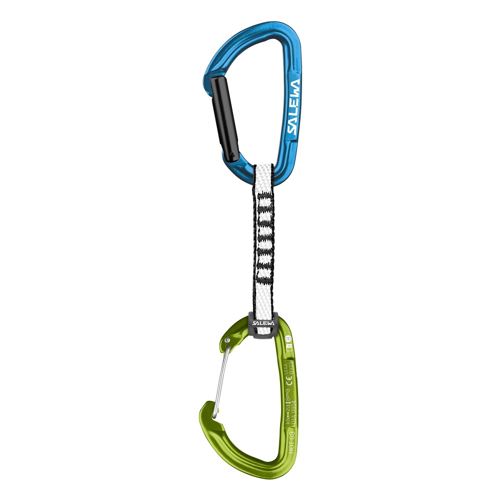 Оттяжка Salewa Hot G3 Dyneema straight/wire express set