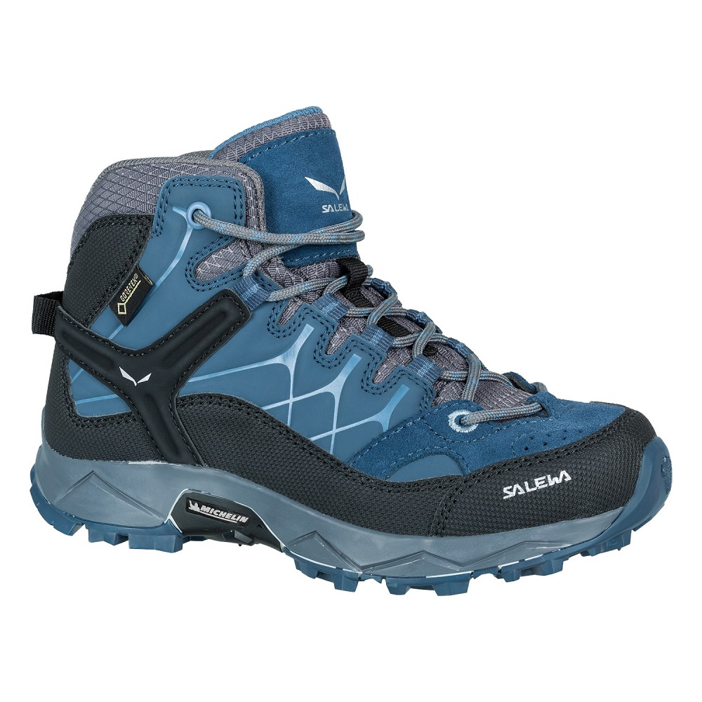 Черевики Salewa JR Alp Trainer Mid GTX