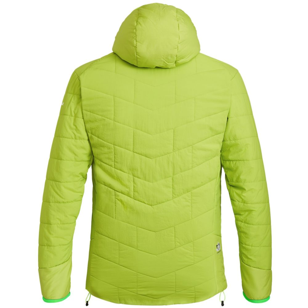 Куртка Salewa Puez TirolWool Celliant Hood