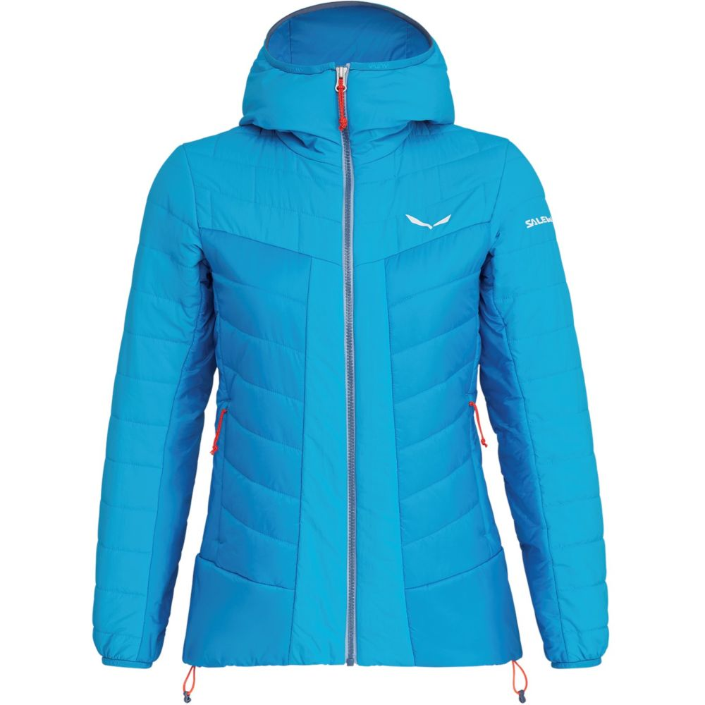 Куртка Salewa Puez TirolWool Celliant Hood Wmn