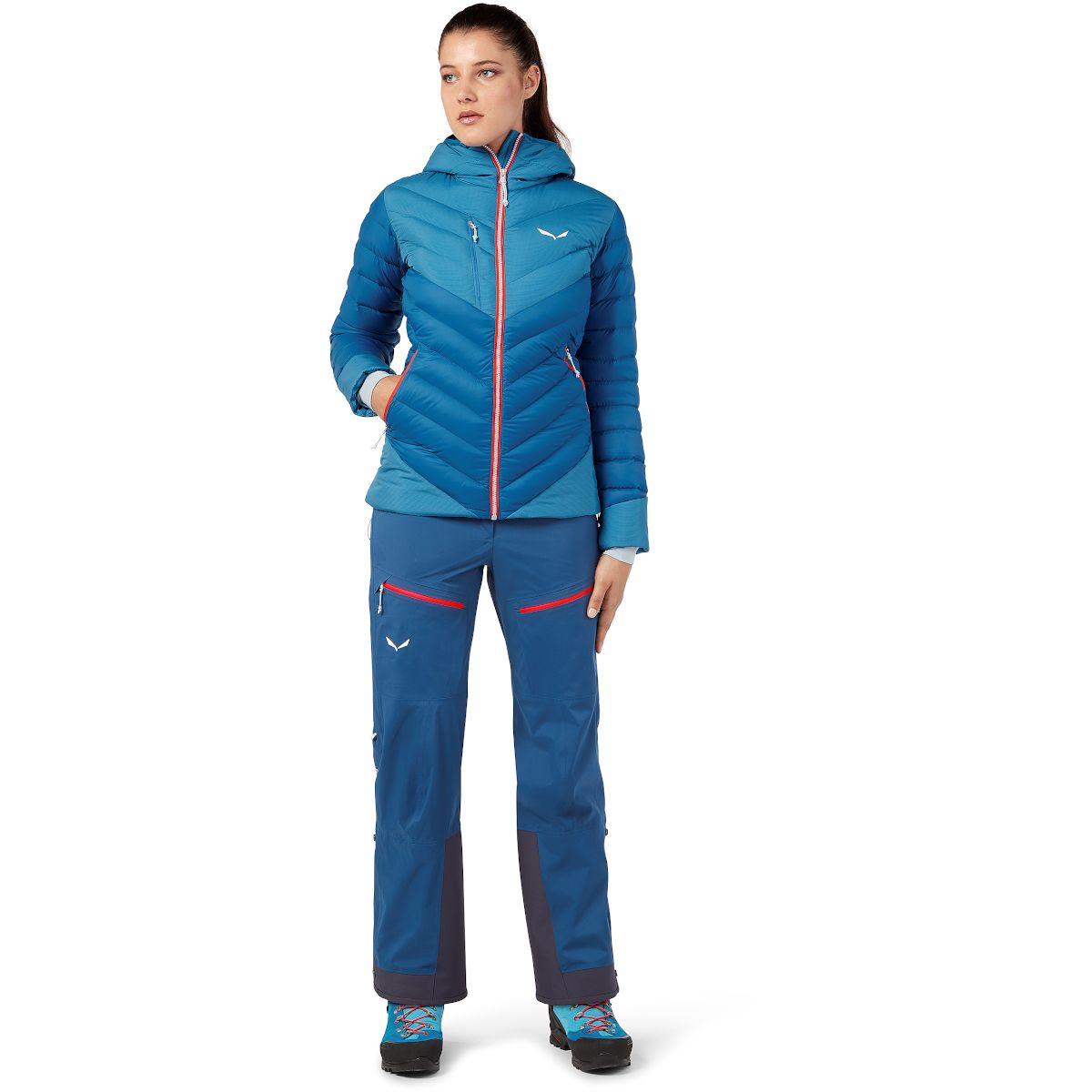 Куртка Salewa Ortles Medium 2 Down Wms Jacket