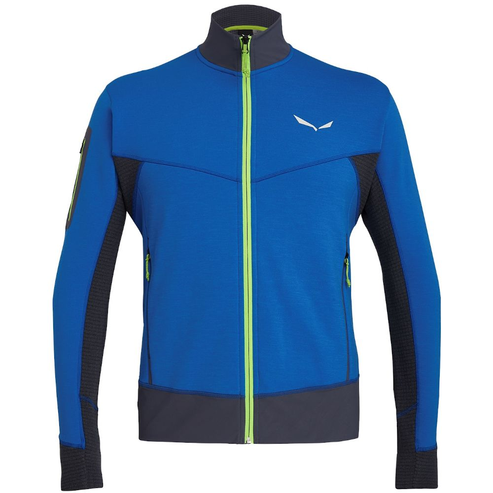 Фліс Salewa Ortles Stretch Hybrid Mns Jacket