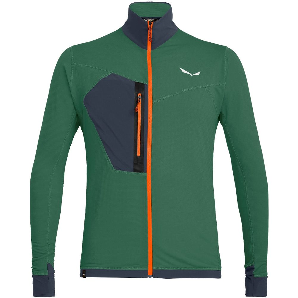 Фліс Salewa Pedroc Polartec Full-Zip Mns Fleece
